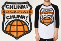Chunk! No Captain Chunk - Globe