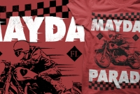 mayday-speed-present-checkered