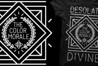 The Color Morale - Desolate & Divine