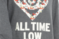 All Time Low - Floral Heart