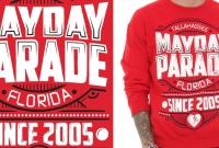 Mayday Parade - Vintage Pullover