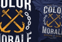 The Color Morale - Anchors