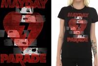 Mayday Parade - Black Lines Tank